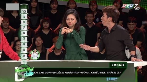 Trường Giang đòi bỏ show vì Kiều Minh Tuấn ở Nhanh như chớp