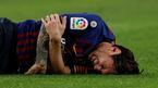 Barca thắng to trong ngày Messi dính chấn thương nặng