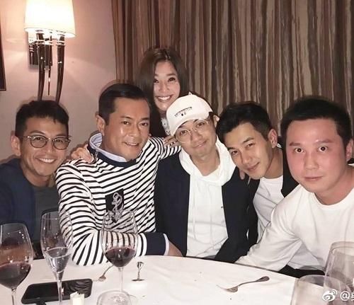 Cổ Thiên Lạc,sinh nhật Cổ Thiên Lạc,sao Hồng Kông