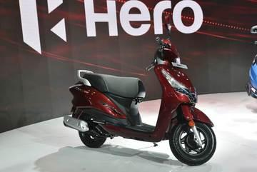 Phát sốt chiếc xe tay ga 'đẹp long lanh' sắp trình làng, giá chỉ 16,5 triệu
