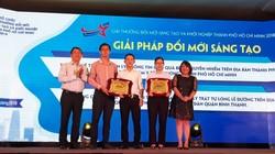 11 cá nhân, tổ chức được trao giải về khởi nghiệp và đổi mới sáng tạo