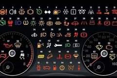 Ký hiệu đèn báo trên ô tô bạn nên biết