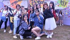 Giới trẻ Hà thành háo hức tham gia Ngày hội tiếng Hàn Hangeulnal