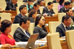 Chiều nay trình Quốc hội nhân sự Chủ tịch nước