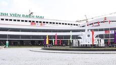 Khánh thành BV Bạch Mai và Việt Đức cơ sở 2 to gấp 10 lần