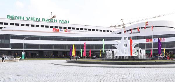 Bệnh viện Bạch Mai,Bệnh viện Việt Đức