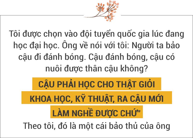 Nguyễn Xiển,dạy con