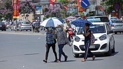 Dự báo thời tiết 22/10: Hà Nội nắng nóng, chiều tối mưa rào