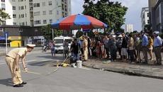Hà Nội: Tài xế xe tải 'mất tích' sau khi cán chết người phụ nữ