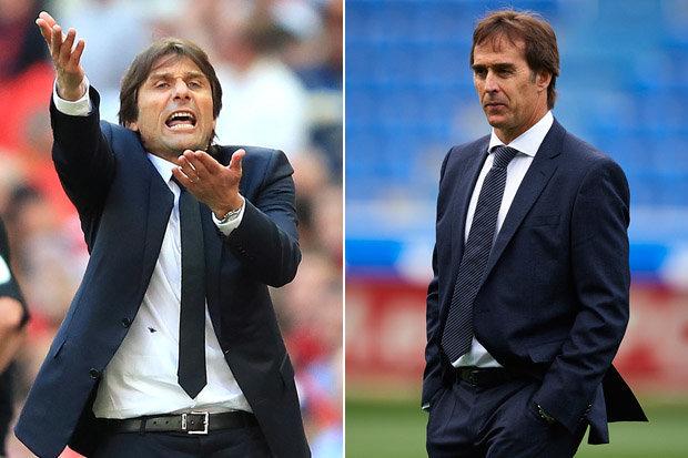 MU gây sốc với Sterling, sao Real phản đối Conte thay Lopetegui
