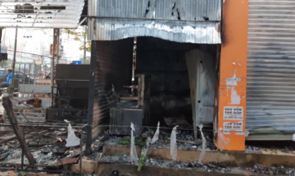 Khởi tố gã đàn ông phóng hỏa khiến 2 thiếu nữ tử vong