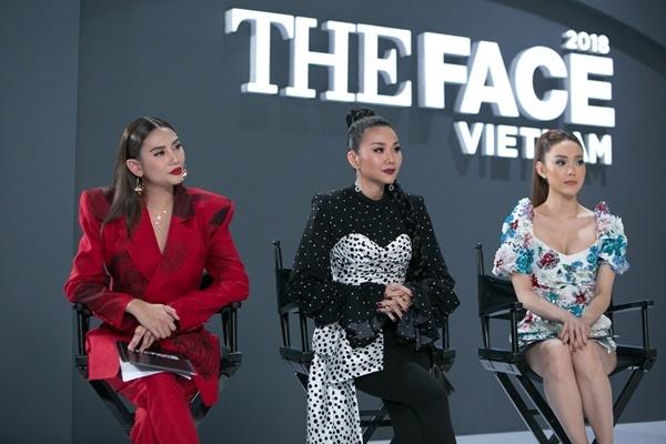 The Face tập 3: Võ Hoàng Yến tức giận đòi đổi tên The Face thành The Bè Lũ