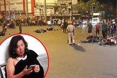 """Tai nạn kinh hoàng ở Hàng Xanh: Nữ tài xế có biểu hiện say xỉn, miệng liên tục """"để em lo, để em lo"""""""
