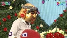 Trai đẹp Cần Thơ đeo mặt nạ đến trường quay tìm bạn gái