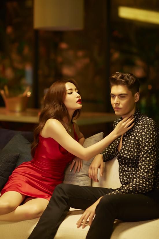 Bích Phương gợi cảm chưa từng thấy trong MV 'Drama Queen'