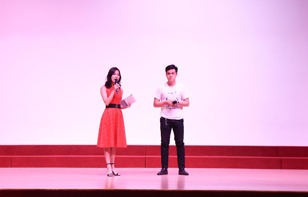 Chung kết phía Nam cuộc thi 'Phụ nữ có thể lãnh đạo' dành cho sinh viên