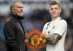 Mourinho lôi kéo Kroos, Ronaldo thách thức MU