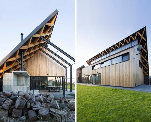 ngôi nhà,gần gũi với thiên nhiên,tàng hình,Thiết kế nhà,xây dựng
