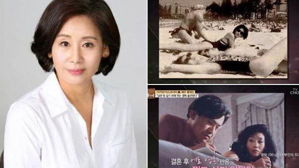 Á hậu Hàn Quốc bị chồng ép đóng phim khiêu dâm để trả nợ