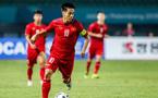 Văn Quyết ghi bàn, tuyển Việt Nam thua đội bóng cũ của Xuân Trường