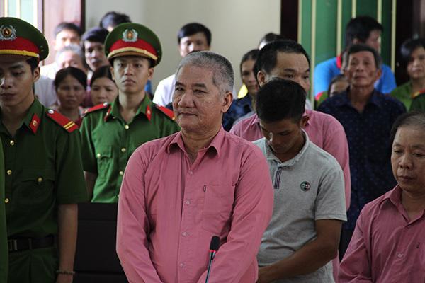Chủ mưu vụ phá rừng lớn nhất lĩnh án 12 năm tù