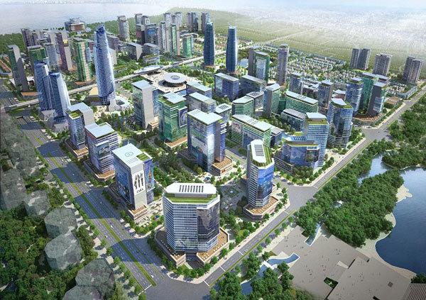 Starlake: không gian sống Hàn Quốc trong lòng Hà Nội