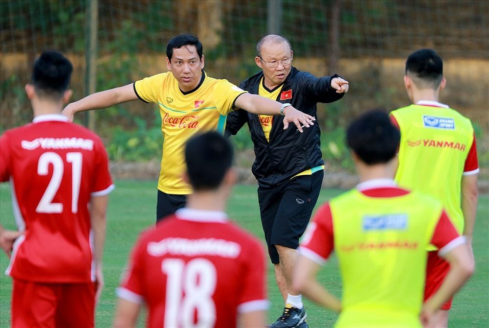 Đội tuyển Việt Nam,Văn Quyết,Xuân Trường,HLV Park Hang Seo