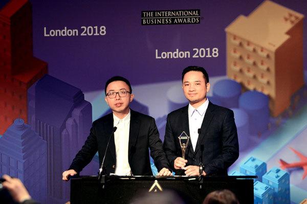 Phần mềm tính cước Viettel nhận giải vàng kinh doanh quốc tế