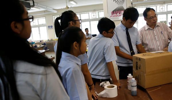 Singapore đổi cách đánh giá học sinh,
