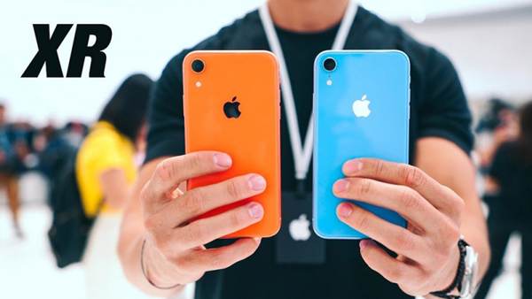 Giá iPhone 'giật lùi' vì iPhone Xr dự kiến bán chạy hơn iPhone 8