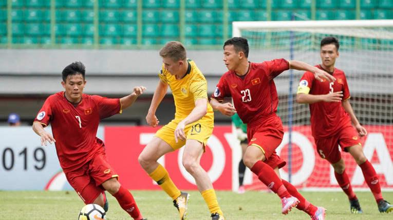 U19 Việt Nam bị loại