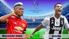 Kèo MU vs Juventus: Ronaldo sẽ khiến Old Trafford câm lặng