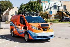 Dự án Drive.ai mở rộng thử nghiệm taxi tự lái tại Mỹ