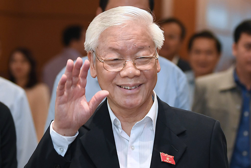 Tổng bí thư được bầu làm Chủ tịch nước