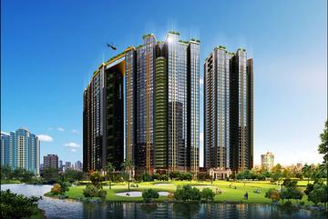 Chủ đầu tư mạnh tay nâng tầm đẳng cấp Sunshine City