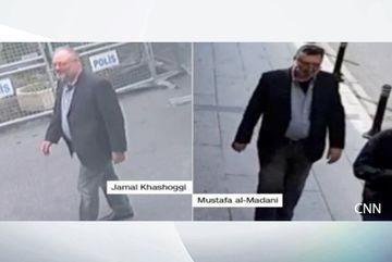 Lộ video đặc vụ Ảrập Xêút đóng giả nhà báo bị sát hại