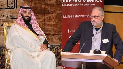 Thái tử Mohammad bin Salman