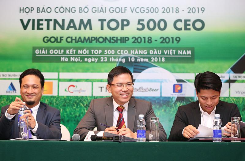 """Giải golf VCG500 2018-2019: """"Săn"""" giải HIO, khẳng định đẳng cấp"""