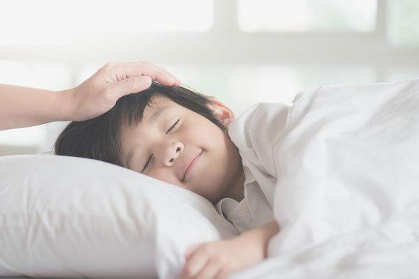 giấc ngủ,trẻ em