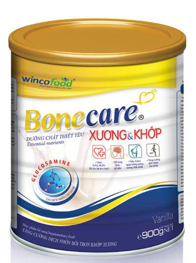 Bonecare - 'Chăm sóc' sức khỏe xương khớp mỗi ngày