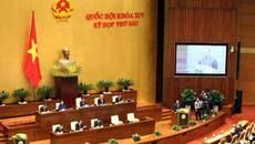 Miễn nhiệm chức Bộ trưởng TT&TT đối với ông Trương Minh Tuấn
