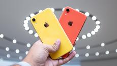 Nếu vỡ màn hình iPhone Xr, người dùng mất 4 triệu để thay mới