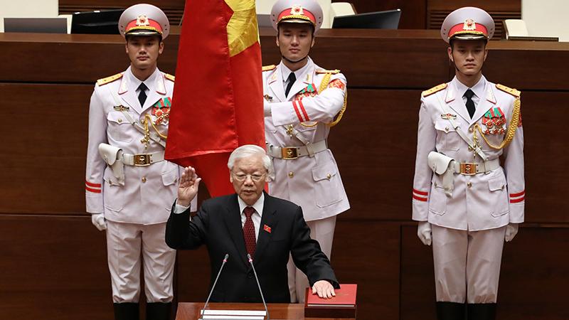 Tổng bí thư,Nguyễn Phú Trọng,Chủ tịch nước,Tổng bí thư Nguyễn Phú Trọng