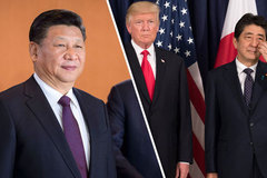 Thời khắc 40 năm: Động thái ông Tập Cận Bình đáp lại cú đòn Donald Trump