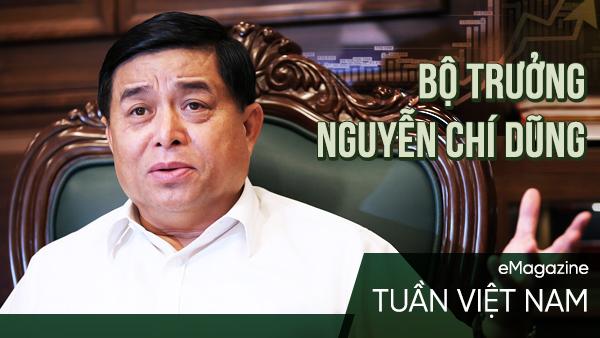 """Bộ trưởng Nguyễn Chí Dũng: """"Bây giờ hoặc không bao giờ"""""""
