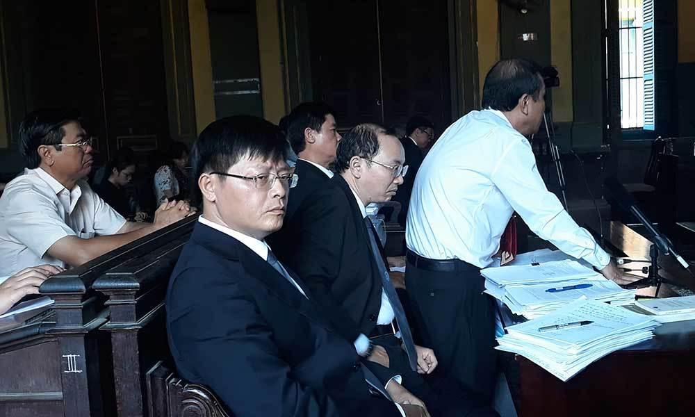Grab bị đề nghị bồi thường cho Vinasun hơn 41 tỉ đồng