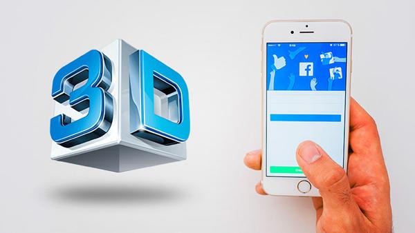 Làm thế nào để chụp và đăng ảnh 3D trên Facebook?