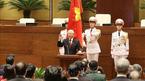 Đại sứ Mỹ chúc mừng Chủ tịch nước Nguyễn Phú Trọng