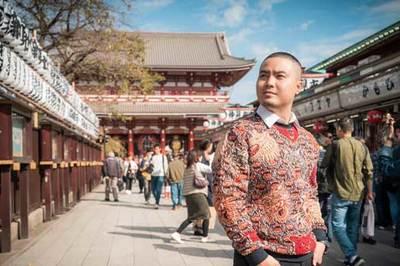Chuyến đi Nhật Bản đáng nhớ của nhà thiết kế Việt