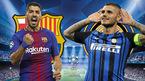 """Kèo Barca vs Inter: """"Đọ pháo"""" ở Nou Camp"""